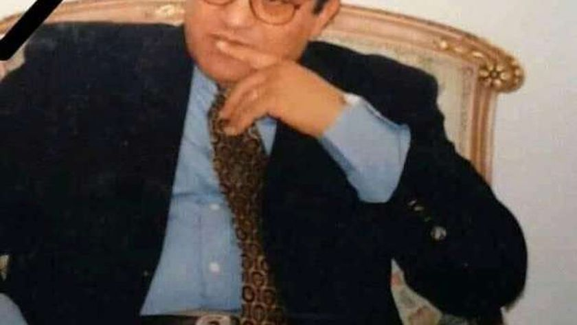 عصام الدين مبارك شقيق الرئيس الراحل محمد حسني مبارك