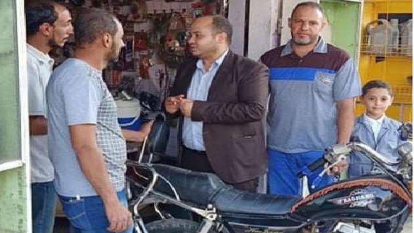 المرشح أحمد عادل علام