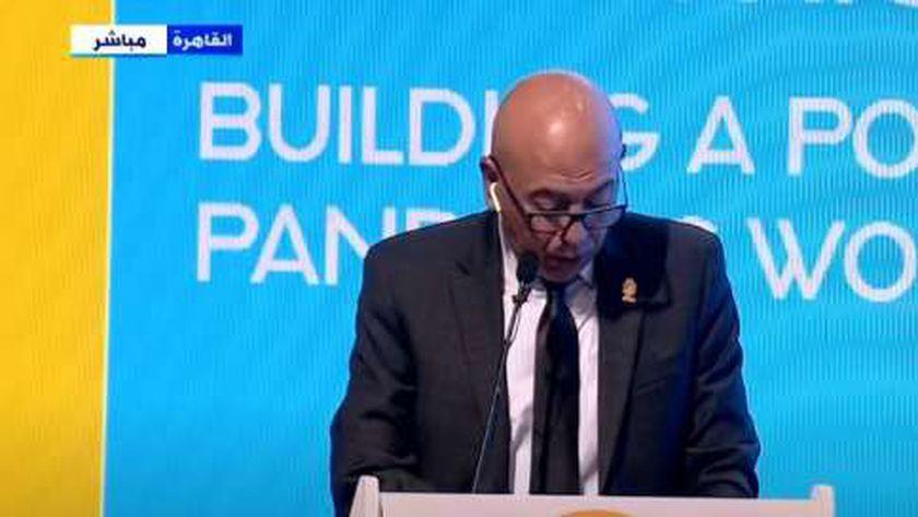 الدكتور خالد عكاشة مدير المركز المصري للفكر والدراسات الاستيراتيجة