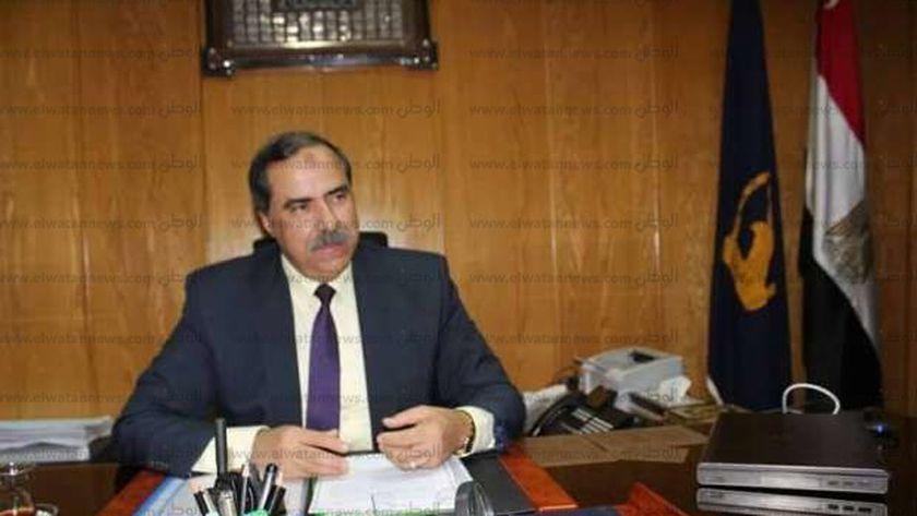 مدير أمن جنوب سيناء