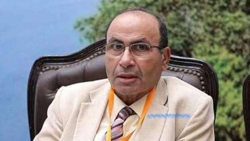 الدكتور عبد الوهاب السعدني