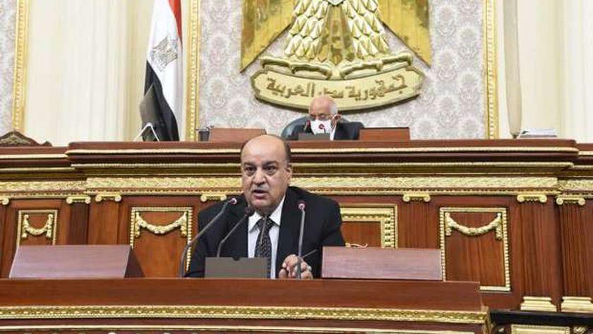 النائب احمد رسلان