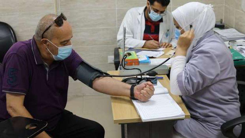 الرعاية الصحية تقدم خدمات مبادرة (انزل واطمن) بالمستشفيات والمراكز والوحدات الصحية وببعض الأماكن العامة في بورسعيد
