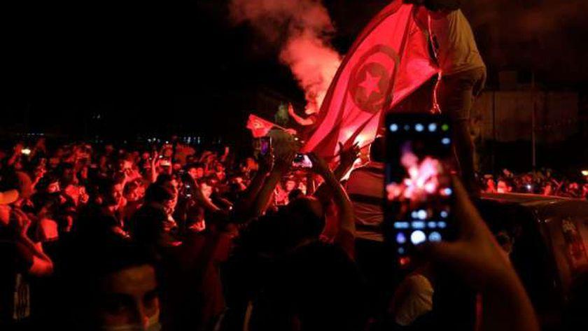 تونس تحرر من الجماعة الإرهابية