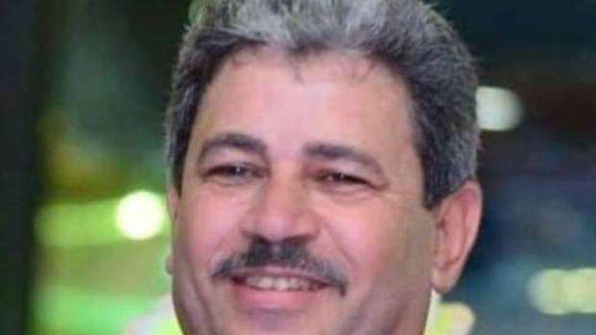 خالد شهيد لقمة العيش
