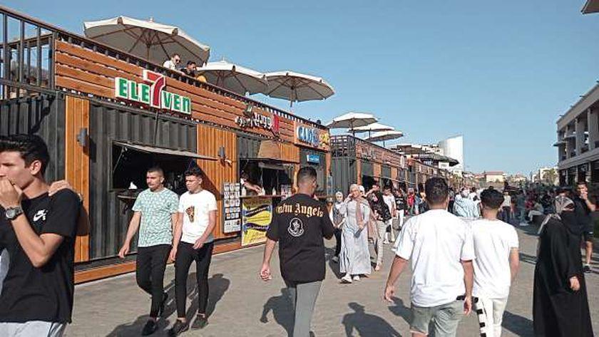 المتنزهات ببورسعيد