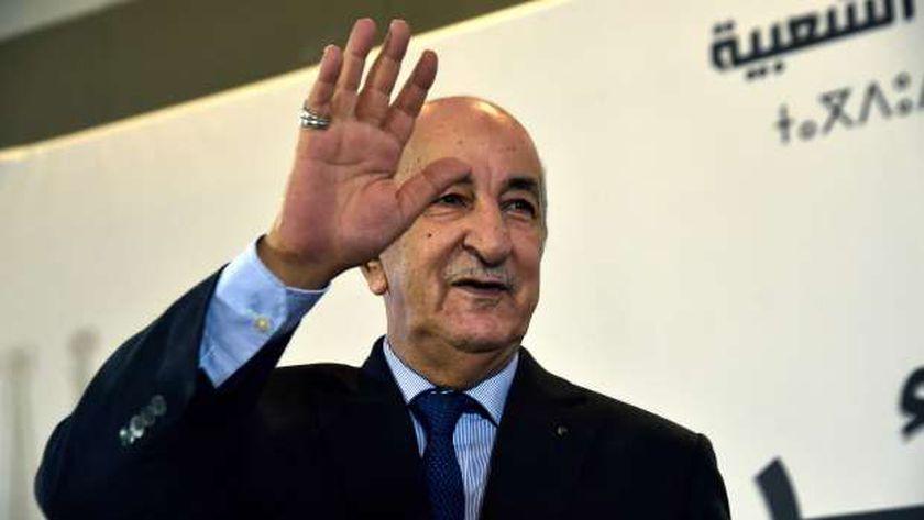 الرئيس الجزائري: التعديلات الدستورية تهدف لإرساء دولة العدل والقانون
