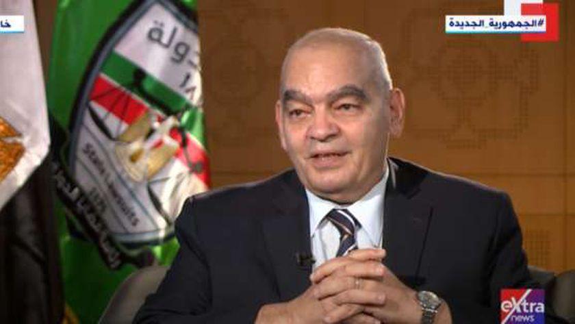المستشار حسين فتحي