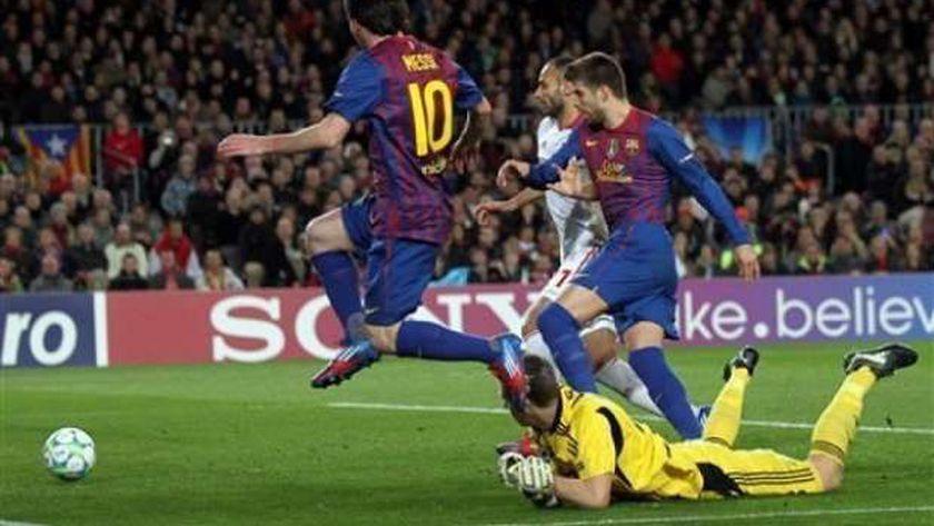 موعد مباراة برشلونة ضد أتليتكو مدريد