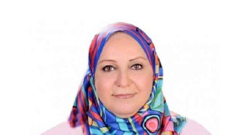 الدكتورة عادلة رجب نائب وزير السياحة
