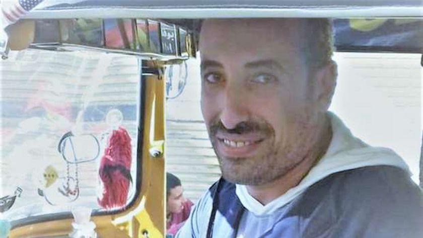 محمد حسان سائق توك توك