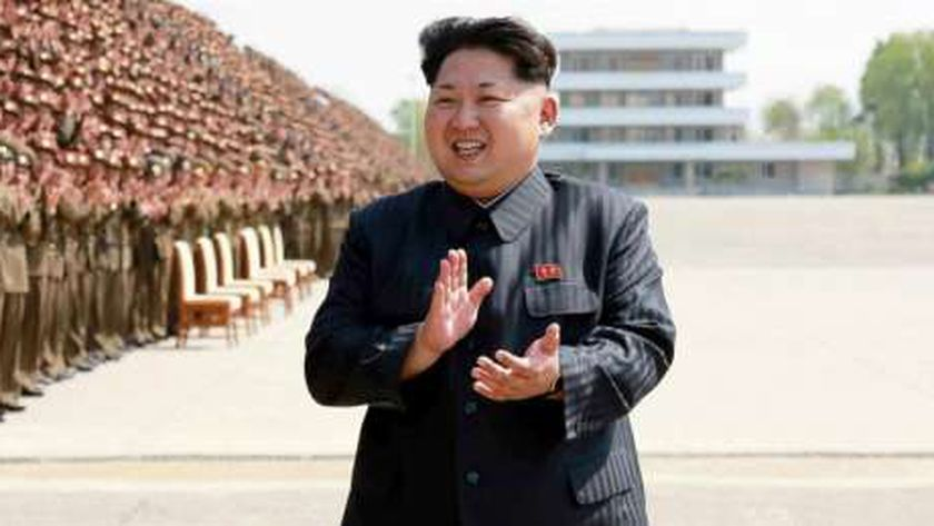 زعيم كوريا الشمالية-كيم جونج أون-صورة أرشيفية