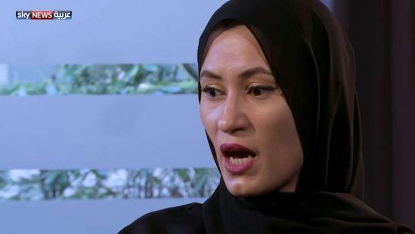أسماء أريان .. زوجة حفيد طلال بن عبد العزيز آل ثاني مؤسس قطر