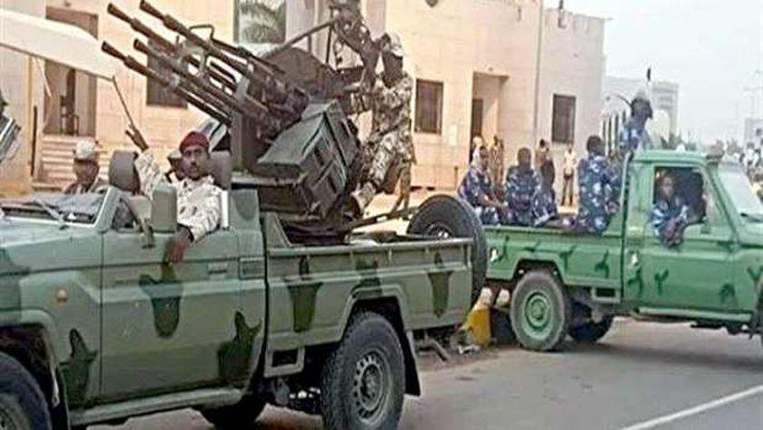 الأوضاع في السودان .. صورة أرشيفية
