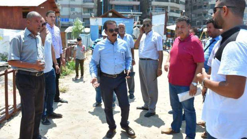 رئيس الإدارة المركزية للسياحة والمصايف فى الإسكندرية