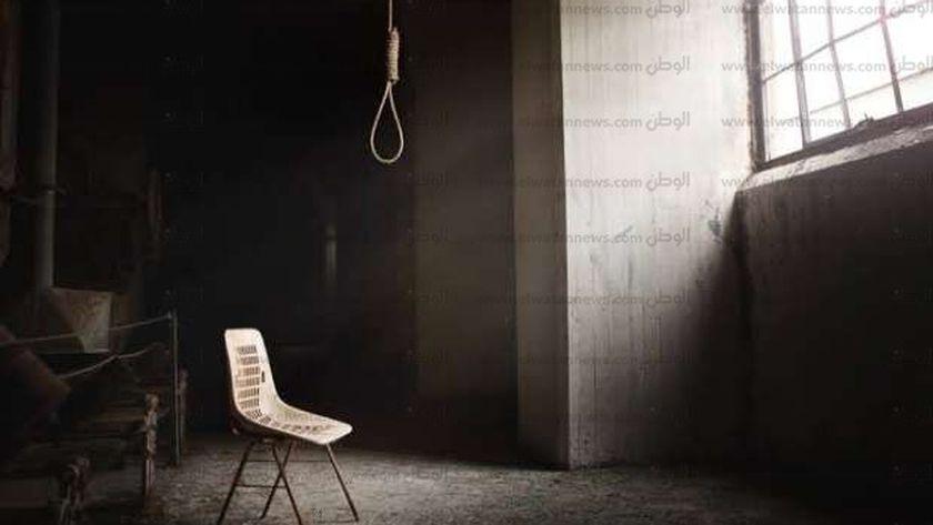 أزمة نفسية وراء إنتحار شاب شنقا بواسطة حبل بقرية شبرابابل بالمحلة