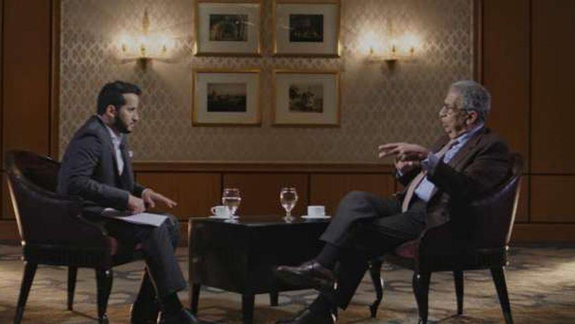 عمرو موسى، وزير الخارجية المصري الأسبق