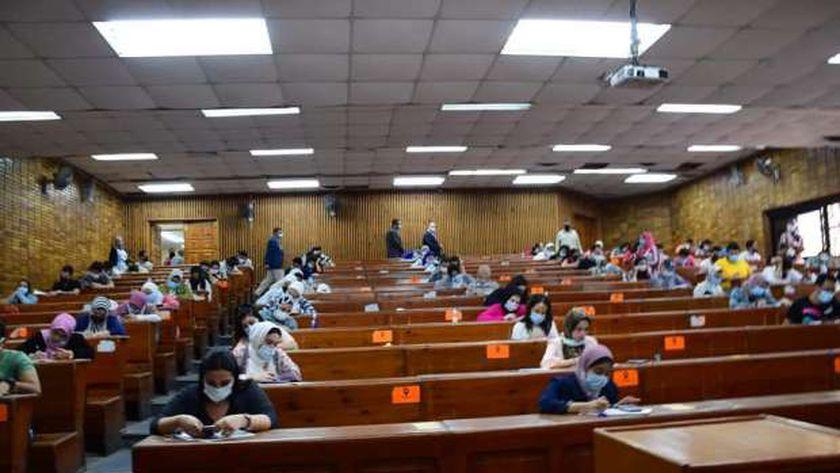 امتحانات كلية تجارة الإسكندرية
