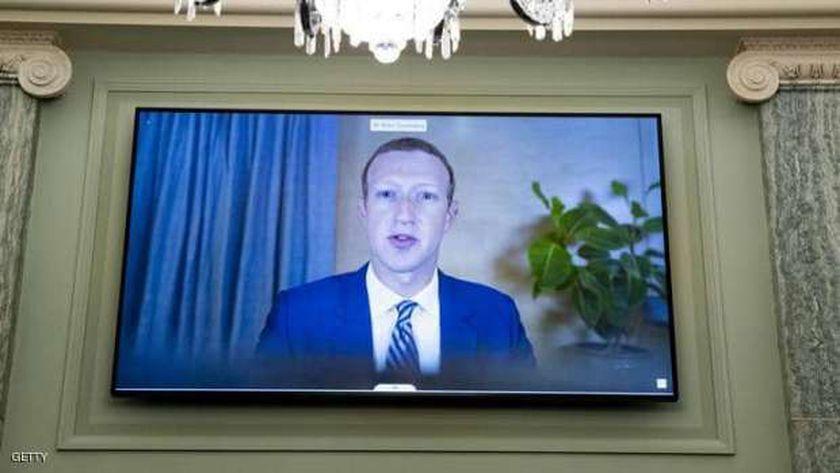 مؤسس فيسبوك مارك زوكربيرج
