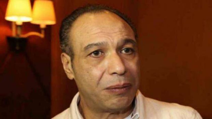 الفنان خالد صالح