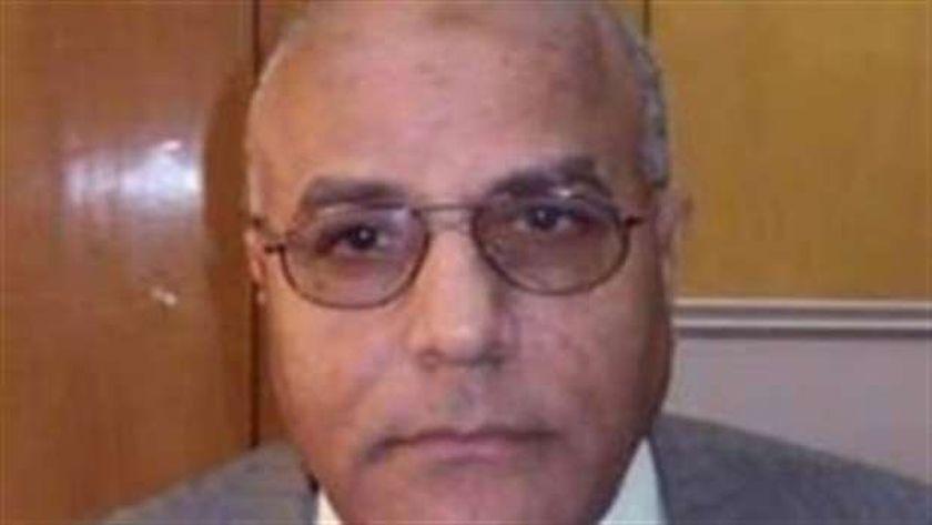 العالم المصري أبو بكر عبدالمنعم رمضان