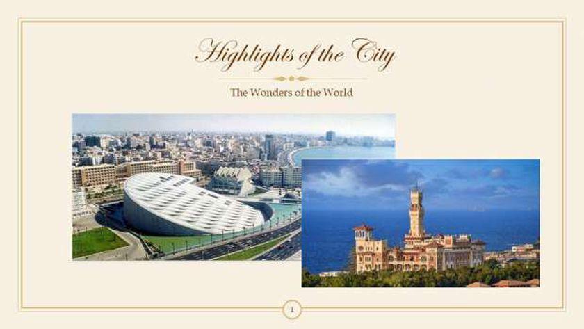 فعاليات شهر التراث المصري