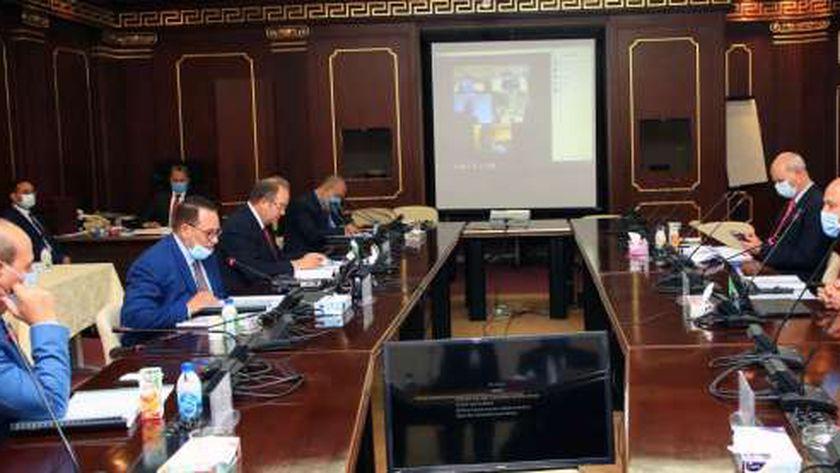 مجلس إدارة الريف المصري الجديد