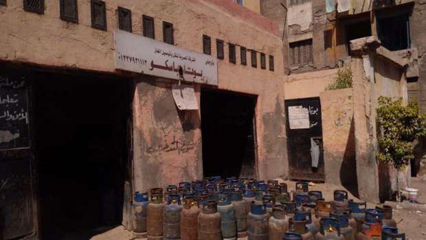 حملة تموين الإسكندرية