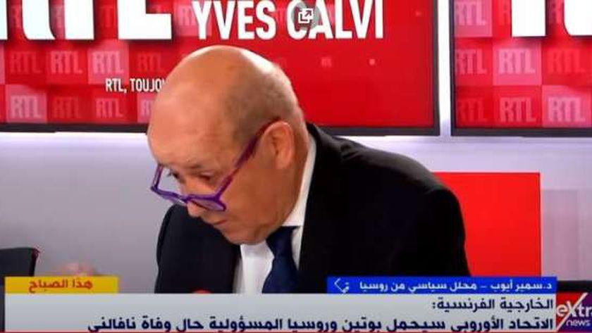 المحلل السياسي سمير أيوب يتحدث لـ extra news
