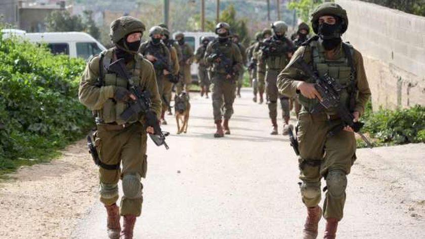 عناصر من قوات الاحتلال الإسرائيلي