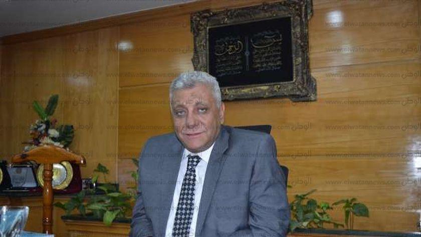 اللواء علاء شوقى