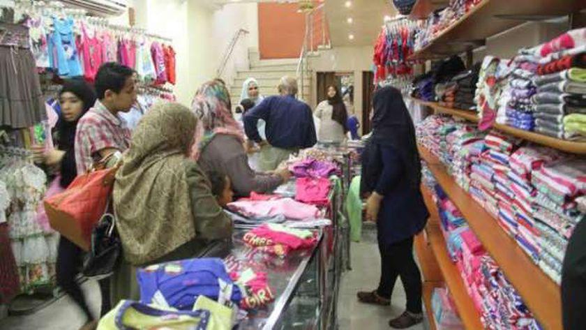 أسعار الملابس الجاهزة في مصر تشهد زيادة طفيفة
