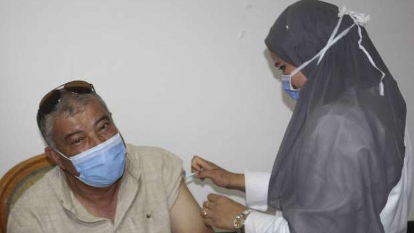 حملة التطعيم بلقاح كورونا