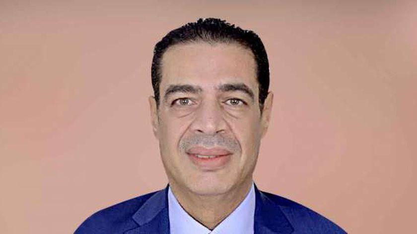 هشام وهبة عضو مجلس ادارة غرفة المنشآت والمطاعم السياحية