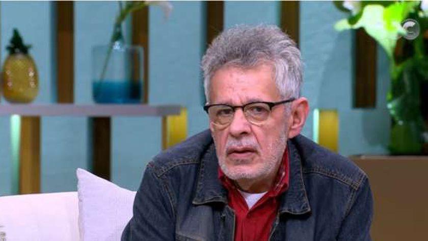 الفنان زكي فطين عبد الوهاب