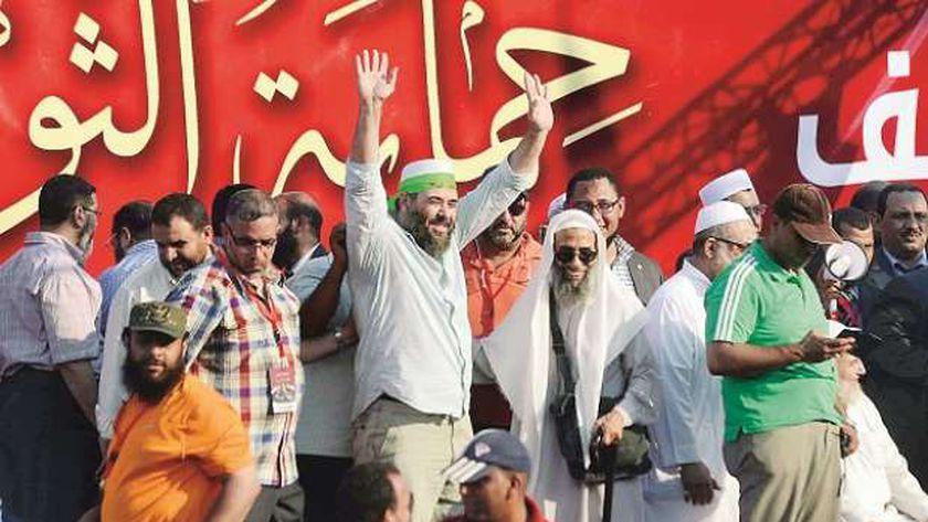 اعتصام رابعة المسلح