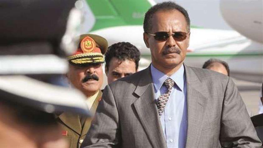 رئيس إريتريا أسياس أفورقي
