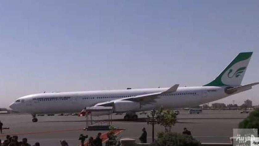 صورة من طائرات الشركة Mahan AIR