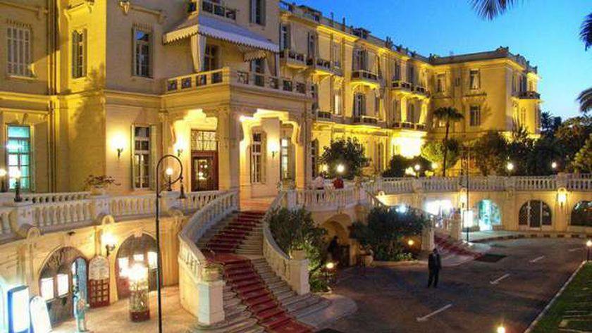 """أحد الفنادق المصرية -صورة """"أرشيفية"""""""