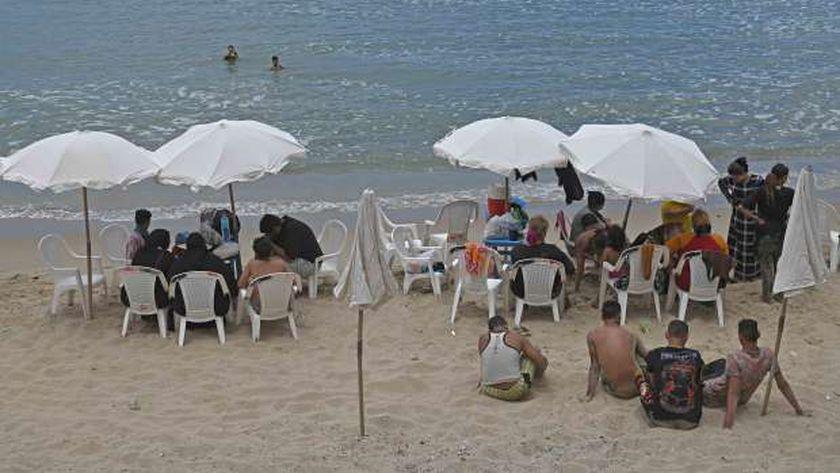 حجز شواطئ الإسكندرية