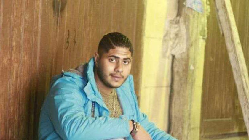 محمد ضحية قطار طنطا