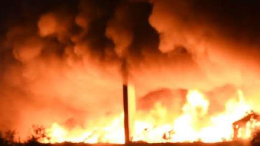 حرائق في «جزيرة سردينيا» الإيطالية.. و«روما» تطلب طائرات إطفاء