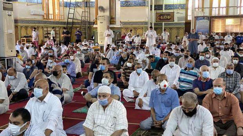 تنبيه هام للمساجد قبل صلاة عيد الأضحى