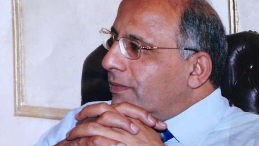 هشام الشاعر عضو مجلس إدارة المنشآت الفندقية