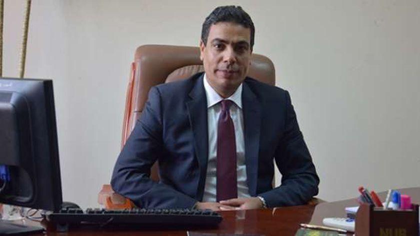 الدكتور عادل عبدالغفار المتحدث الرسمي باسم وزارة التعليم العالي والبحث العلمي