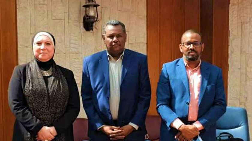 وزيرة الصناعة في السودان