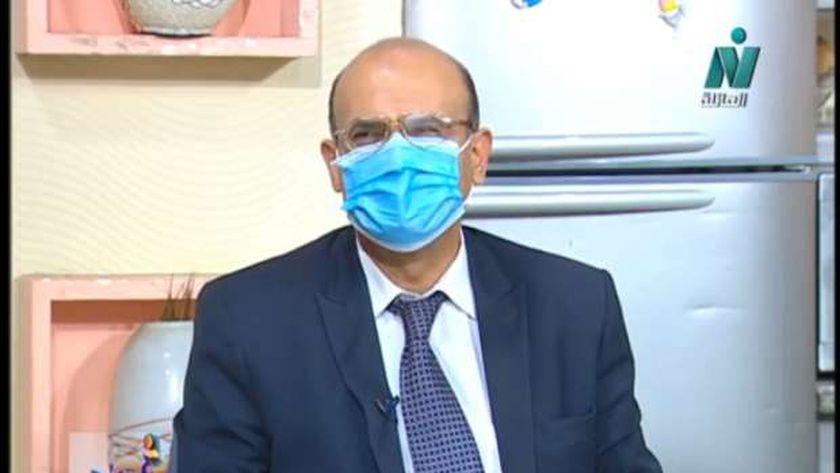 صورة مجدي بدران يوجه نصائح للطلاب أثناء ذهابهم للجان لعدم الإصابة بكورونا – مصر