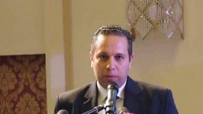 المهندس احمد حشيش المتحدث باسم نقابة المهندسين