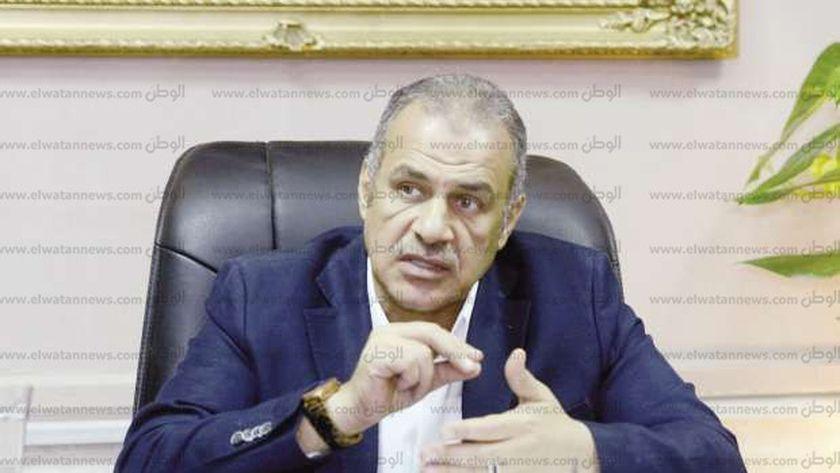 اللواء محمود فاروق - مدير مباحث الجيزة