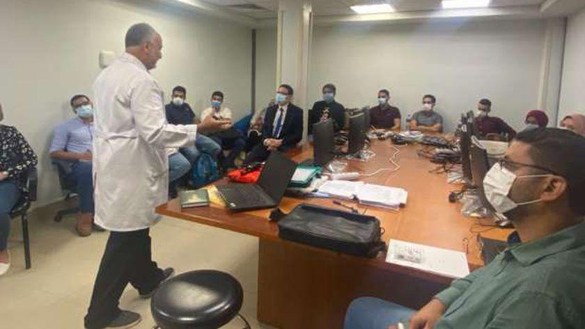 «الرعاية الصحية» تطلق يوما علميا للسمع داخل مستشفى الحياة بورفؤاد